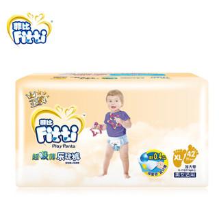 Fitti 菲比 超吸薄婴儿乐玩裤 (XL号、42片)