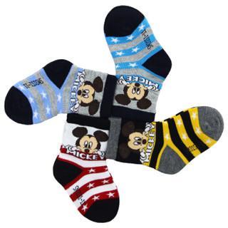 Disney 迪士尼 6359 宝宝袜子 6双装  11-13cm (12-24个月)