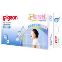 pigeon 贝亲 弱酸性 婴儿纸尿裤 XL58 *4件