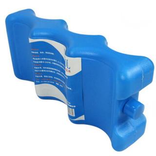 V-Coool 双个装无限次使用冰包专用背奶包专用蓝冰母乳储存保鲜冰包波浪冰盒