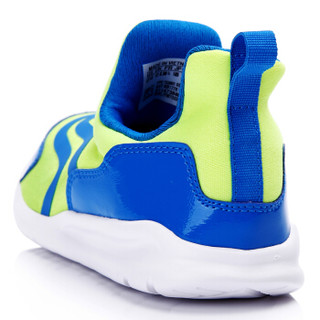 adidas 阿迪达斯 BB1776 男童海马轻便运动训练鞋 黄荧光色 33码