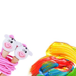 Classic World 儿童木制跳绳玩具