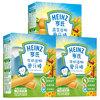 Heinz 亨氏 磨牙棒 (6-36个月适用、牛奶+蔬菜、64g、3盒)
