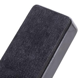 得力(deli)白板磁性白板擦正面吸附黑板擦白板配件(50*125*25mm)7834