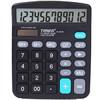 信发(TRNFA)837B 12位双电源计算器 赠电池