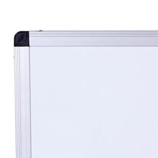 AUCS 30*45cm 白板写字板 办公会议家用教学涂鸦磁性小黑板白板挂式看板 QUR3045L