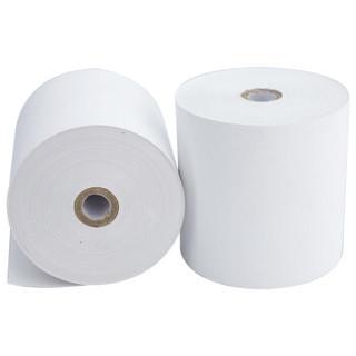 天章(TANGO)新绿天章收银纸80×80mm热敏纸 超市外卖小票纸 排队叫号机打印纸 60米/卷 50卷/箱