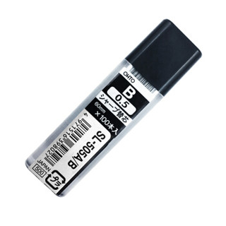 OHTO 乐多 SL-505A/B 铅芯 (塑料、0.5mm)