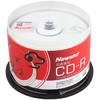 纽曼(Newsmy)CD-R光盘/刻录盘 丹青系列 52速700M 桶装50片空白光盘