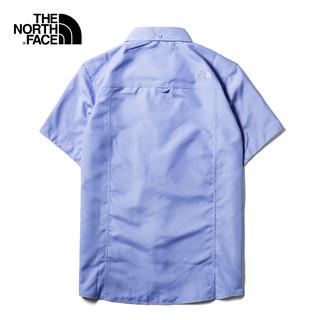 THE NORTH FACE 北面 URBAN EXPLORATION 3LE4 男士速干短袖衬衫