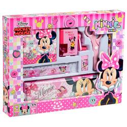 Disney 迪士尼 DM6049-5B 小学生文具礼盒7件套 *2件