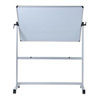 AUCS 白板写字板支架式150*90cm 移动办公教学会议磁性大黑板双面 WB01311302