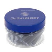 Schneider 施耐德 6723 钢笔墨囊 (墨水/墨囊/配件、蓝黑色)