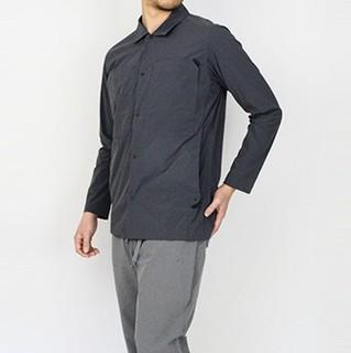 alk phenix PO812LS02 男士长袖口袋衬衫