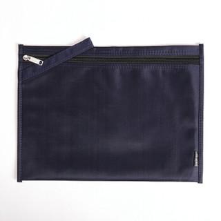 信发(TRNFA) TB-4001 A4牛津布袋文件袋公文包 手提袋 拉链资料加厚拉边袋 宣传培训收纳袋 会议包
