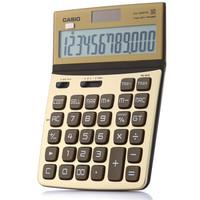 卡西欧(CASIO) DW-200TW-GD魅雅系列 大型计算器 尊贵金