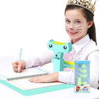 猫太子(MAOTAIZI)小学生桌面写字坐姿矫正器阅读语音提醒视力保护器仪架儿童写字架姿势视力保护器 *2件