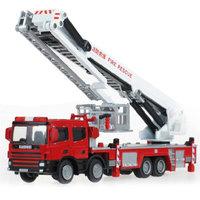 Cadeve 凯迪威 1:50 合金登高消防车模型 625014