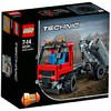 LEGO 乐高 玩具 机械组 Technic 吊钩式装载卡车 42084 *5件 390元(合78元/件)