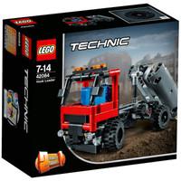 LEGO 乐高 玩具 机械组 Technic 吊钩式装载卡车 42084 *6件