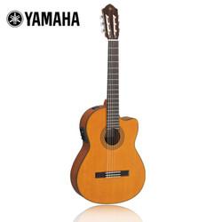 YAMAHA 雅马哈 CGX122MCC 单板吉他 39寸哑光原木色