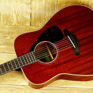 YAMAHA 雅马哈 FG850 单板民谣木吉他
