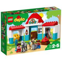 LEGO 乐高 得宝系列 10868 我的小马房