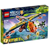 LEGO 乐高 72005 阿隆的双螺旋合体战机 开箱晒物分享