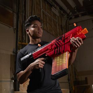 Hasbro 孩之宝 NERF热火 Rival竞争者系列 B3859 软弹枪