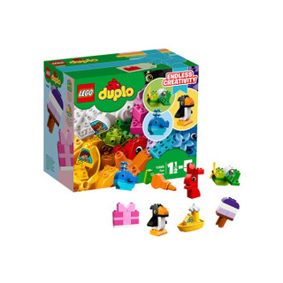 LEGO 乐高 得宝系列 10865 我的乐趣创意盒积木