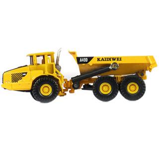 Cadeve 凯迪威 合金工程车系列 628701 装卸卡车 1:87