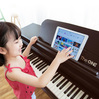 The ONE 壹枱 TOP2 88键重锤智能钢琴
