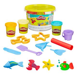 Hasbro 孩之宝 手工彩泥系列 23242 乐趣桶装橡皮泥
