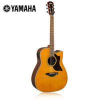 YAMAHA 雅马哈 A3RVN 缺角全单电箱木吉他