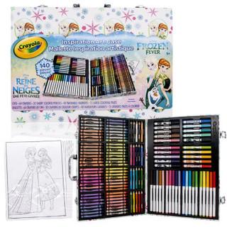 Crayola 绘儿乐 04-2539 冰雪奇缘迪士尼套装礼盒