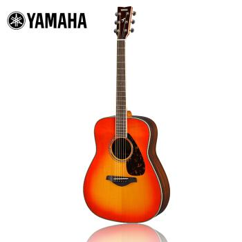 YAMAHA 雅马哈 FG830AB 单板民谣木吉他