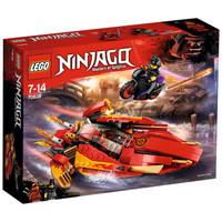 LEGO 乐高 幻影忍者 Ninjago 凯的Katana V11火元素忍者飞船 70638 *3件