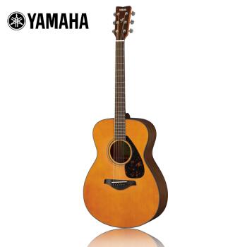 YAMAHA 雅马哈 FS800VT 单板民谣吉他 (木色)