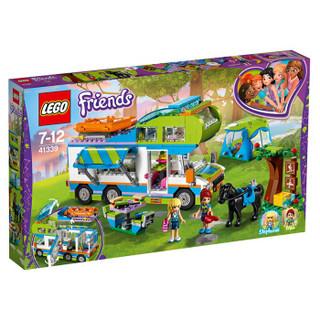 LEGO 乐高 Friends好朋友系列 41339 米娅的野营车