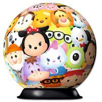 Ravensburger 睿思 3D拼图球迪士尼Tsum (72片)