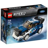 LEGO 乐高 超级赛车系列 75885 福特嘉年华