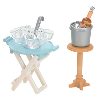 Sylvanian Families 森贝儿家族 商店系列 过家家场景玩具 生日宴会套 SYFC52078