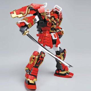 BANDAI 万代 拼插模型玩具 豪华武者顽驮无敢达