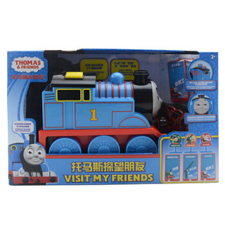 Thomas & Friends 托马斯&朋友 学前系列 DMY84 托马斯探望朋友