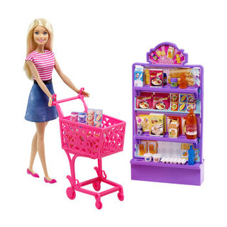 Barbie 芭比 FDY23 购物小达人