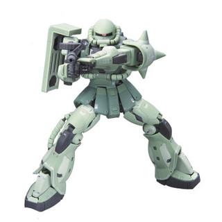 拼插模型玩具 RG版 04量产型扎古渣古