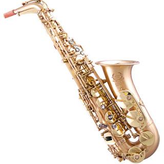 MIDWAY 美德威  演奏级萨克斯风/管 MAS-800L H85金铜款