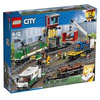 LEGO 乐高 货运火车积木
