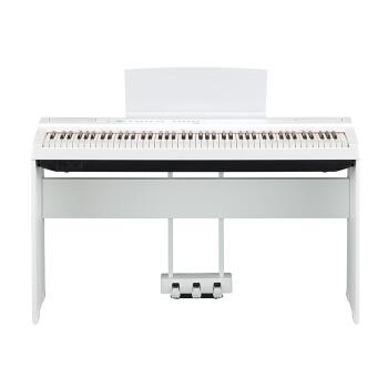 YAMAHA 雅马哈 P-125WH 电子数码钢琴 (白色)
