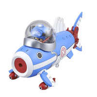 BANDAI 万代 拼插模型玩具 海贼王 乔巴拼装潜水艇